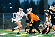 Monroe at Snohomish Girls Soccer