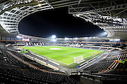 Hull City ground before  the EFL Cup semi final match 2 between Hull City and Manchester United at the KCOM Stadium, Kingston upon Hull, England on 26 January 2017. Photo by Ian Lyall.