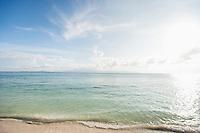 Seascape on Koh Pha Ngan; Thailand
