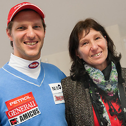 20130128: SLO, Alpine Ski - Slovenian skier Andrej Jerman retires after 14 years of World Cup
