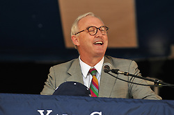 Christopher Buckley speaks at Yale College Class Day 2009