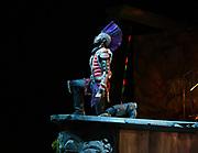 ASU Theatre department production of Ajax