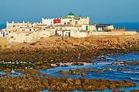 Maroc, Casablanca, Marabout Sidi Abd Er Rahmane  // Morocco, Casablanca, Sidi Abd Er Rahmane tomb