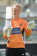 Danni Wyatt of Southern Vipers during the Southern Vipers Press Day 2017 at the Ageas Bowl, Southampton, United Kingdom on 31 July 2017. Photo by David Vokes.
