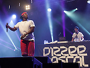 Dizzee Rascal at The Wickerman 2014