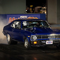 Peter McKenna - 4099 - Chevy Nova - FAST Racing Series Classic Muscle