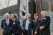 9/11 Steel Sculpture unveiled at Queen Elizabeth Olympic Park – it was created by American artist Miya Ando to commemorate the 10th anniversary of the 9/11 attacks. Standing at 28 feet tall and weighing over 4 tons, it was crafted out of the Twin Towers' steel wreckage. The artwork was commissioned by SINCE 9/11, an educational charity that promotes discussion of the events, causes and consequences surrounding 9/11 among British schoolchildren by providing schools with a dedicated education programme and teaching resources.  Speakers and guests at the unveiling included: The Mayor of London, Boris Johnson; US Ambassador, Matthew Barzun; Peter Rosengard – SINCE 9/11 Chairman; Admiral Lord West of Spithead - Former Prime Minister's Security Advisor; Maqsood Ahmed - Senior Advisor on Faith Communities to the Department for Communities and Local Government; and Patricia Bingley – 9/11 victim family member and supporter of SINCE 9/11.