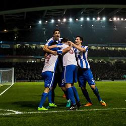 Brighton and Hove Albion v Derby County