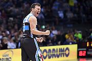 Travis Diener<br /> Vanoli Cremona - Happy Casa New Basket Brindisi<br /> Postemobile Final Eight - Finale<br /> Legabasket 2018/2019<br /> Firenze, 17/02/2019<br /> Foto M.Ceretti / Ciamillo-Castoria