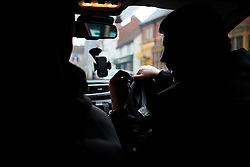 UK ENGLAND COVENTRY 17MAR15 - Covert surveillance from a rental car at target locations selected for mystery shopping for illegal and untaxed cigarettes in Coventry, England.<br /> <br /> <br /> jre/Photo by Jiri Rezac<br /> <br /> © Jiri Rezac 2015