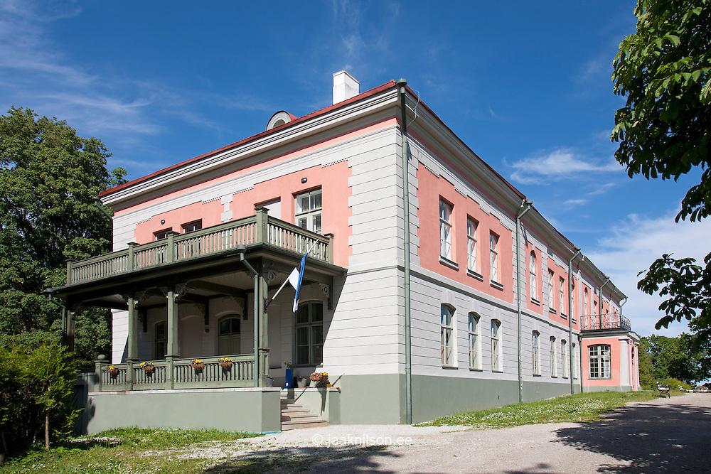 Rägavere Manor House, Lääne-Viru County, Estonia, Europe