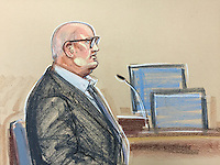 Harry Clarke, driver of the Glasgow Bin Lorry that killed 6 people takes the witness stand