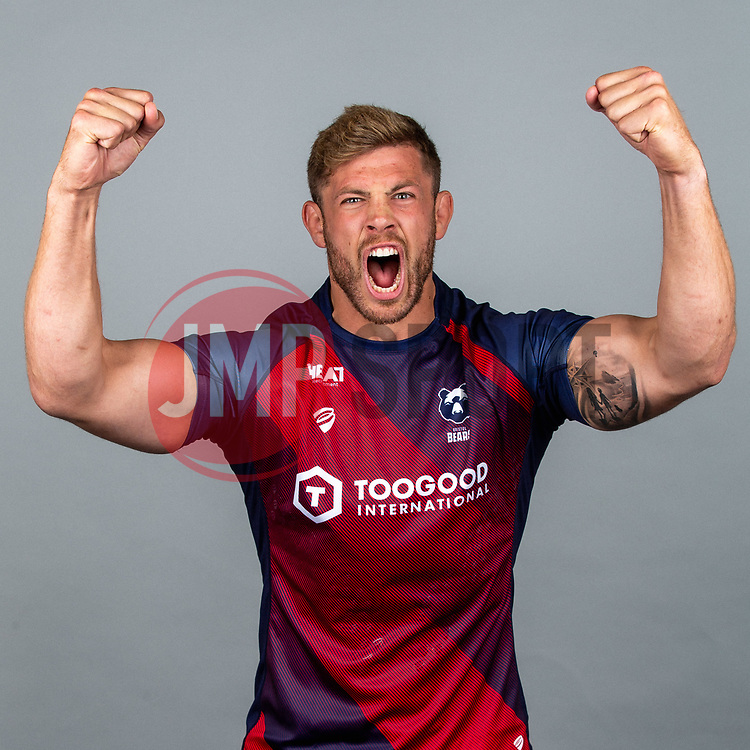 Dave Attwood of Bristol Bears - Mandatory by-line: Robbie Stephenson/JMP - 01/08/2019 - RUGBY - Clifton Rugby Club - Bristol, England - Bristol Bears Headshots 2019/20