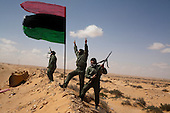 The rise of the Libyan Revolution