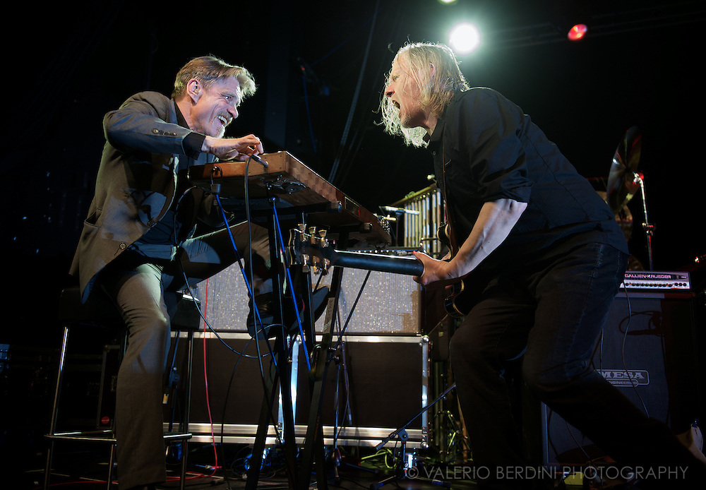 Swans live at the Electric Brixton in London on 27 May 2014