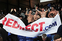 Football - 2018 / 2019 Premier League - Crystal Palace vs. Newcastle United<br /> <br /> Newcastle fans with a banner of Mike Ashley's company Sports direct renamed, 'RE direct' , at Selhurst Park.<br /> <br /> COLORSPORT/ANDREW COWIE