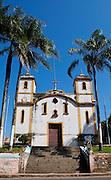 Belo Vale_MG, Brasil.<br /> <br /> Igreja Matriz de Sao Goncalo, datada de 1764 em Belo Vale, Minas Gerais.<br /> <br /> Sao Goncalo mother church in Belo Vale, Minas Gerais.<br /> <br /> Foto: RODRIGO LIMA / NITRO