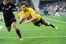 Dunedin-Rugby, Bledisloe Cup, New Zealand v Australia, October 19