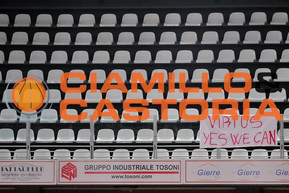 DESCRIZIONE : Roma Lega A1 2007-08 Playoff Finale Gara 3 Lottomatica Virtus Roma Montepaschi Siena<br /> GIOCATORE : Tifosi Lottomatica Virtus Roma<br /> SQUADRA : Lottomatica Virtus Roma <br /> EVENTO : Campionato Lega A1 2007-2008 <br /> GARA : Lottomatica Virtus Roma Montepaschi Siena <br /> DATA : 08/06/2008 <br /> CATEGORIA : Curiosita<br /> SPORT : Pallacanestro <br /> AUTORE : Agenzia Ciamillo-Castoria/E. Grillotti