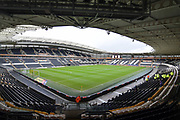Hull City KCOM ground before the EFL Sky Bet Championship match between Hull City and Fulham at the KCOM Stadium, Kingston upon Hull, England on 30 December 2017. Photo by Ian Lyall.