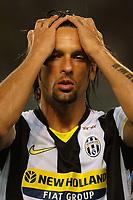 Carvalho Amauri Juventus<br /> Torino 29/7/2008 Calcio Trofeo Tim Juventus Inter Milan<br /> Foto Andrea Staccioli Insidefoto