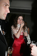 Susannah Gammell, The Royal Caledonian Ball 2007. Grosvenor House. 4 May 2007.  -DO NOT ARCHIVE-© Copyright Photograph by Dafydd Jones. 248 Clapham Rd. London SW9 0PZ. Tel 0207 820 0771. www.dafjones.com.