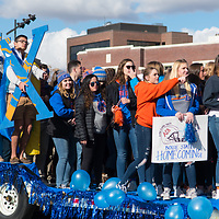 Homecoming Parade, Fall, Jessica Vargas Photo