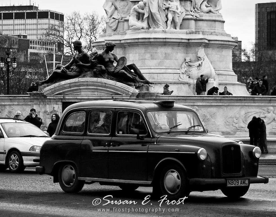 London taxi, England