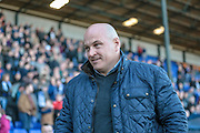 Gary Brabin (Tranmere Rovers) before the Vanarama National League match between Tranmere Rovers and Grimsby Town FC at Prenton Park, Birkenhead, England on 30 April 2016. Photo by Mark P Doherty.