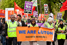 2012-05-05 Luton: We Are Luton/Stop The EDL