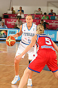DESCRIZIONE : Chieti Italy Italia Eurobasket Women 2007 Italia Russia Italy Russia<br /> GIOCATORE : Francesca Zara<br /> SQUADRA : Italia Italy<br /> EVENTO : Eurobasket Women 2007 Campionati Europei Donne 2007<br /> GARA : Italia Russia Italy Russia<br /> DATA : 24/09/2007<br /> CATEGORIA : Palleggio<br /> SPORT : Pallacanestro<br /> AUTORE : Agenzia Ciamillo-Castoria/E.Castoria<br /> Galleria : Eurobasket Women 2007<br /> Fotonotizia : Chieti Italy Italia Eurobasket Women 2007 Italia Russia Italy Russia<br /> Predefinita :