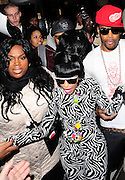 21.JANUARY.2011. LONDON<br /> <br /> US RAPPER NICKI MINAJ LEAVING THE DORCHESTER HOTEL AFTER GETTING CHUCKED OUT OF THE HOTEL FOR HAVING TO MANY FANS OUTSIDE.<br /> <br /> BYLINE: EDBIMAGEARCHIVE.COM<br /> <br /> *THIS IMAGE IS STRICTLY FOR UK NEWSPAPERS AND MAGAZINES ONLY*<br /> *FOR WORLD WIDE SALES AND WEB USE PLEASE CONTACT EDBIMAGEARCHIVE - 0208 954 5968*