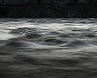 Glavier River Jökulsá á Fjöllum, Northeast Iceland.