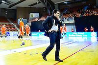 Deception Eric BATALLER   - 19.12.2014 - Beauvais / Saint Nazaire - 12e journee de Ligue A<br />Photo : Fred Porcu / Icon Sport