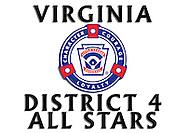 VIRGINIA D4 ALL STARS