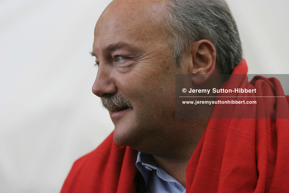 George Galloway, author, MP..(4 pictures, non-exclusive)