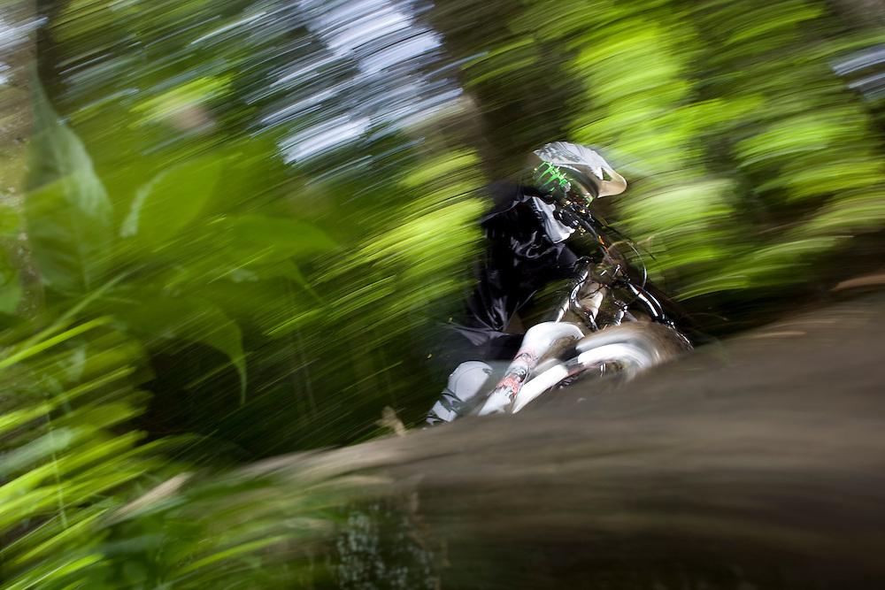 Rider Richie Schley Location La Clusaz (France)