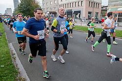 Tadej Skapin during 19th Ljubljana Marathon 2014 on October 26, 2014 in Ljubljana, Slovenia. Photo by Urban Urbanc / Sportida.com