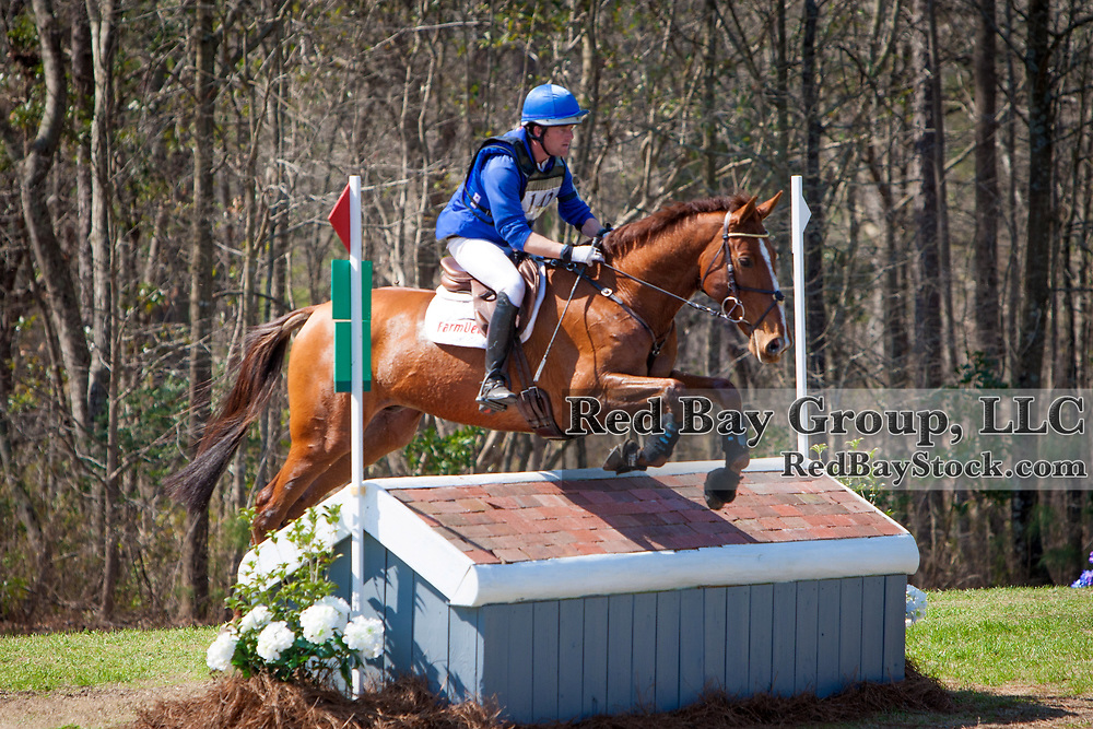 Will Faudree (USA) and Riesling De Buissy at the Carolina International in Raeford, North Carolina.