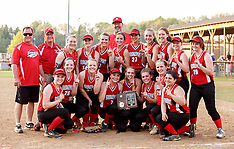 05/07/15 HS Softball Bridgeport vs. Lincoln