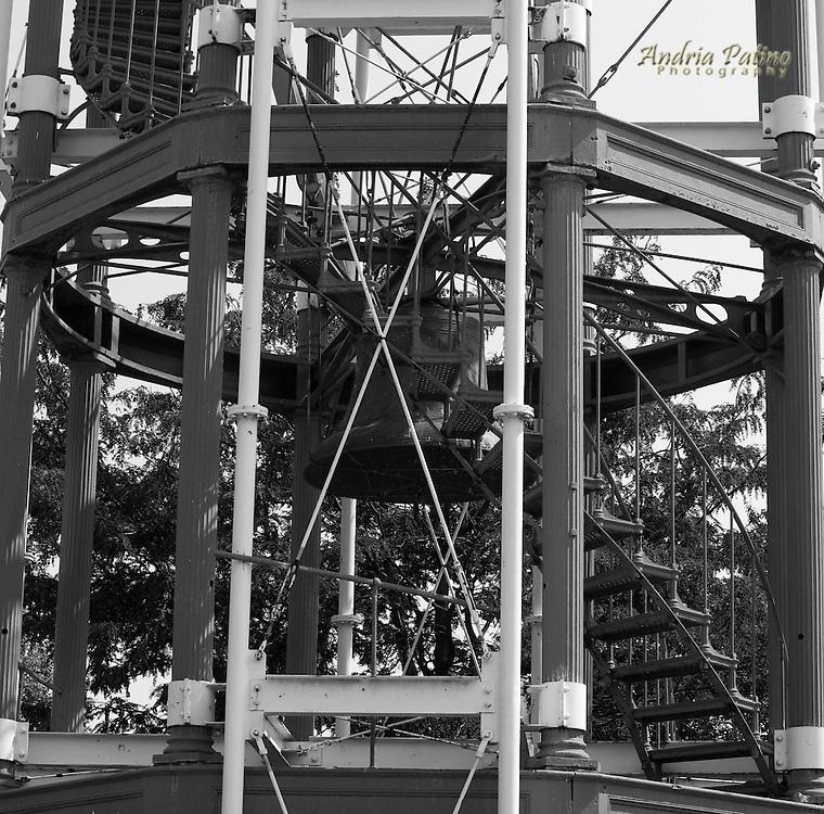 Bell Tower/Fire Watchtower, Marcus Garvey Park, Harlem