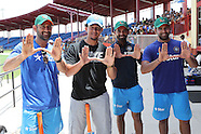 Cricket - India team practice Fort Lauderdale