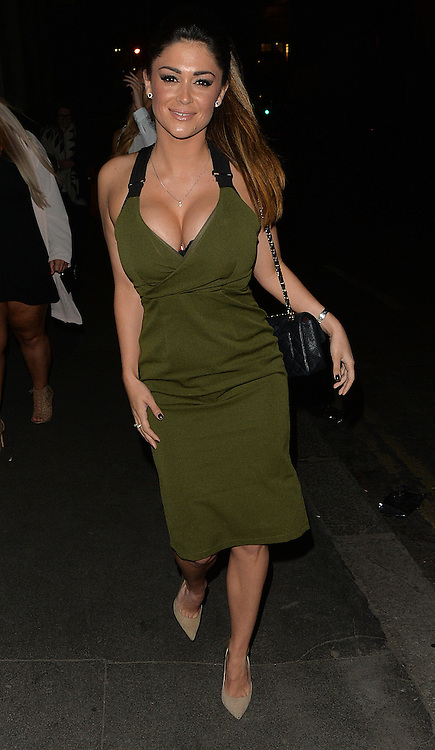 Model Casey Batchelor arriving at the Steam &amp; Rye bar in London, uK. 14/04/2016<br />BYLINE MUST READ : GOTCHAIMAGES.COM<br /><br />Copyright by &copy; Gotcha Images Ltd. All rights reserved.<br />Usage of this image is conditional upon the acceptance <br />of Gotcha Images Ltd, terms and conditions available at<br />www.gotchaimages.com