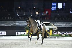 Von Bredow-Werndl Jessica, GER, Zaire E<br /> Stuttgart - German Masters 2018<br /> © Hippo Foto - Stefan Lafrentz