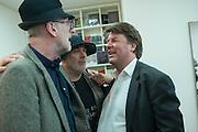 RICHARD STRANGE; RON ARAD; BEN BROWN, The Years, Gavin Turk<br /> Private view:  , Ben Brown Fine Arts, 12 Brooks Mews, London, W1. 25 April 2013.