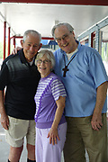 Charlie, age 85, intends to marry Jo Ann, 83. The couple is planning a marriage with their priest age 86.