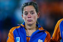 27-08-2004 GRE: Olympic Games day 14, Athens<br /> Hockey finale vrouwen Nederland - Duitsland 1-2 / Macha van der Vaart
