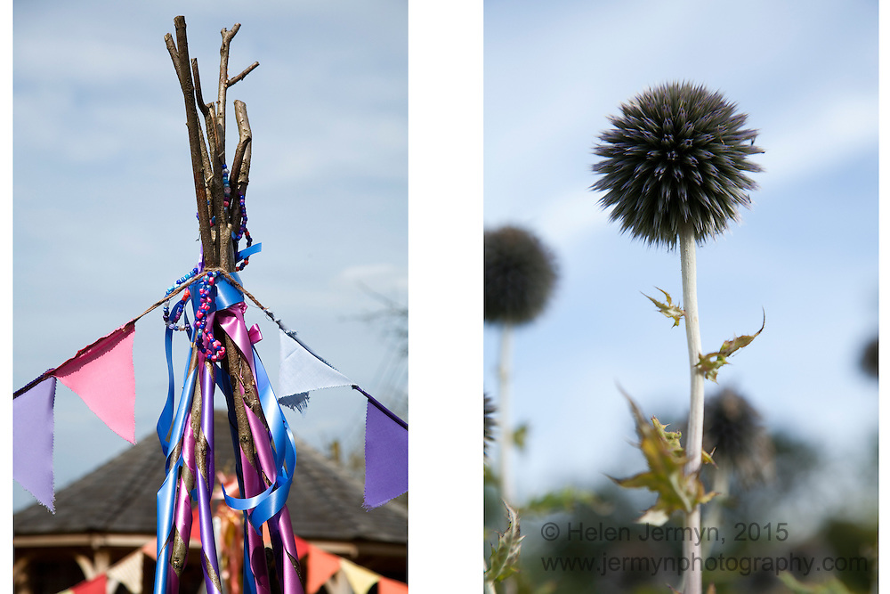 Thrive garden, Trunkwell, & Horniman gardens, Forest Hill