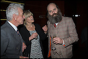 NICKY HASLAM; RACHEL JOHNSON; GAVIN TURK, Liberatum Cultural Honour for Francis Ford Coppola<br /> with Bulgari Hotel & Residences, London. 17 November 2014