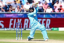 Adil Rashid of England - Mandatory by-line: Robbie Stephenson/JMP - 03/07/2019 - CRICKET - Emirates Riverside - Chester-le-Street, England - England v New Zealand - ICC Cricket World Cup 2019 - Group Stage